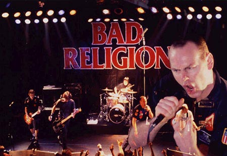BAD RELIGION A BOLOGNA