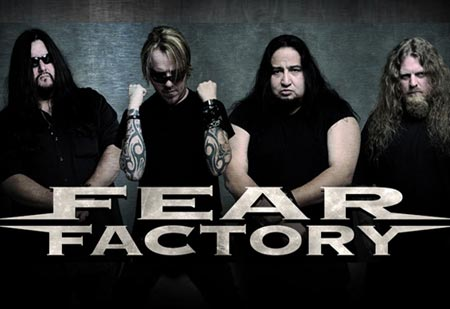 FEAR FACTORY AL ROCK PLANET
