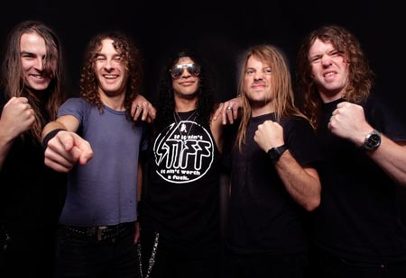 AIRBOURNE AL VIDIA