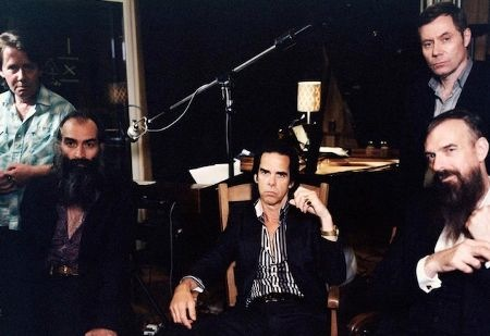NICK CAVE & THE BAD SEEDS AL PALADOZZA