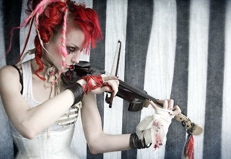EMILIE AUTUMN AL ROCK PLANET