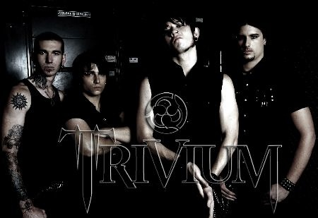 TRIVIUM AL ROCK PLANET