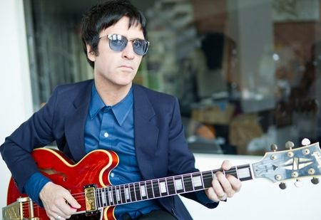 JOHNNY MARR A VICOLO BOLOGNETTI