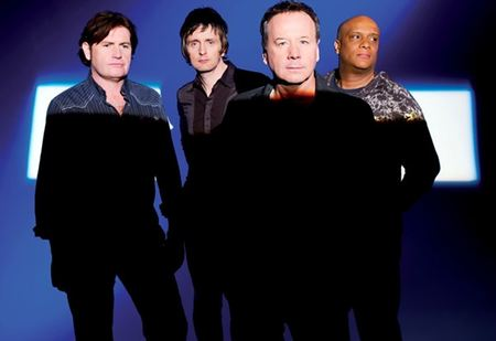 SIMPLE MINDS IN CONCERTO A FERRARA
