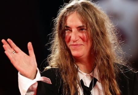 PATTI SMITH IN CONCERTO A PARMA
