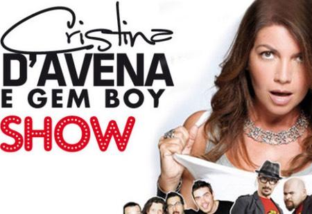CRISTINA D�AVENA & GEM BOY