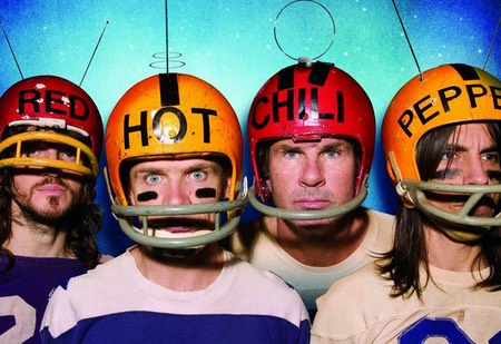 RED HOT CHILI PEPPERS IN CONCERTO A BOLOGNA