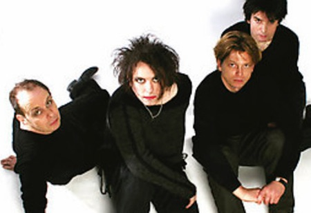 THE CURE LIVE IN ITALIA