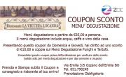 COUPON SCONTO ALLA VECCHIA LOCANDA