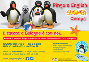PINGU'S ENGLISH SUMMER CAMPS!!