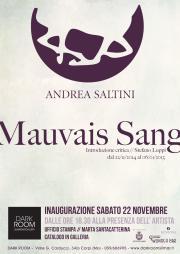 ANDREA SALTINI. MAUVAIS SANG