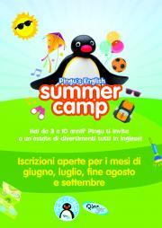 PINGU'S ENGLISH SUMMER CAMPS: L' ESTATE A BOLOGNA E' CON NOI!!