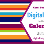 CORSI SOCIAL MEDIA BOLOGNA: DIGITAL FRIDAY