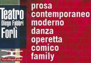 STAGIONE 2015/2016 DEL TEATRO DIEGO FABBRI