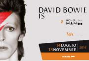 DAVID BOWIE IN MOSTRA A BOLOGNA