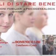 SCEGLI DI STARE BENE, BOLOGNA, CON DOMENICO LISI