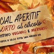 SOCIAL APERITIF: TI PORTO AL CIRCOLO!