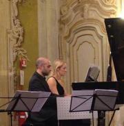 PIANOFORTE A 4 MANI CON CLAUDIA D'IPPOLITO E LUIGI MOSCATELLO A SAN LAZZARO DI SAVENA
