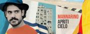 MANNARINO - APRITI CIELO TOUR