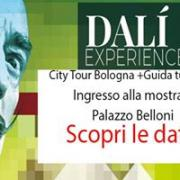 A SPASSO PER BOLOGNA CON DALÍ & CITY RED BUS