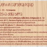 DARSENA POPUP BEER FEST, RAVENNA