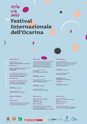 IX FESTIVAL INTERNAZIONALE DELL'OCARINA