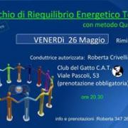 CERCHIO DI RIEQUILIBRIO ENERGETICO TOTALE CON METODO QUANTI-KA