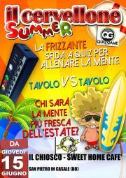 NOVITA'!!! IL CERVELLONE QUIZ GAME @ IL CHIOSCO HOME SWEET HOME!!!