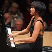 THE COE, LORENZA BORRANI AND YUJA WANG