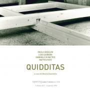 QUIDDITAS