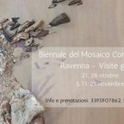 VISITE GUIDATE ALLA BIENNALE DEL MOSAICO CONTEMPORANEO - RAVENNA