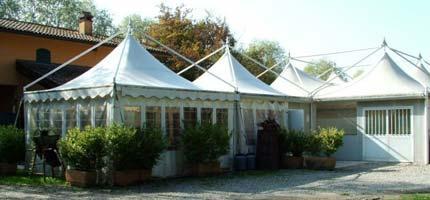 Locanda Smeraldi, Location Matrimoni Bologna