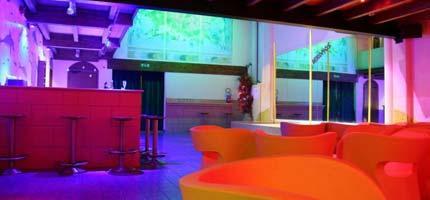 Lap Dance Mikonos, Night Club Bologna