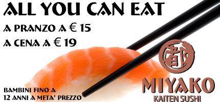 Ristorante Giapponese Bologna, Migliore Kaiten Sushi, Take Away Sushi